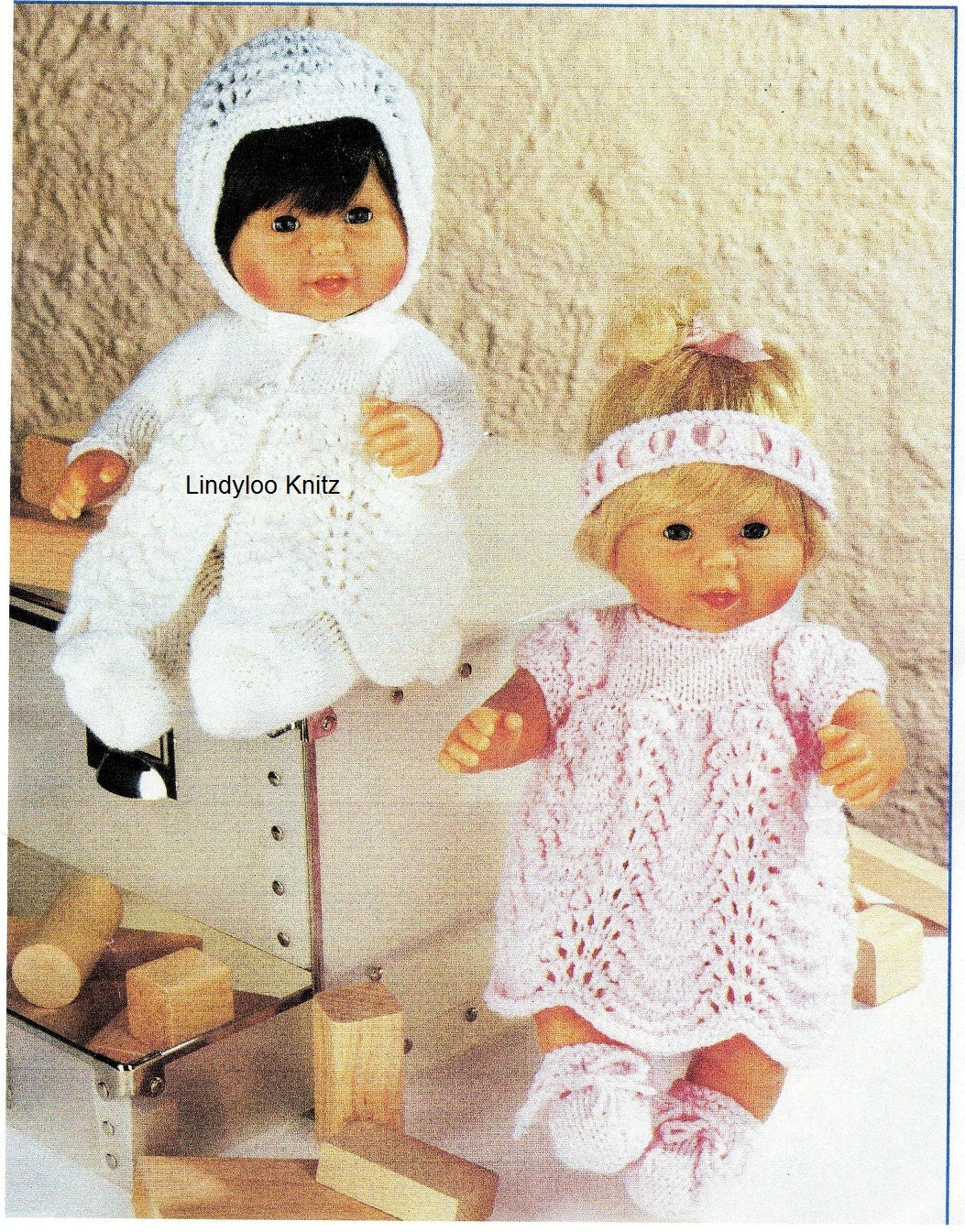 Knitting Patterns For Dolls Clothes 12 Inch : Item Details Reviews (5) Shop Policies