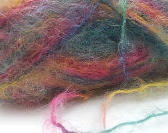 Mohair Yarn - Heathered Hills