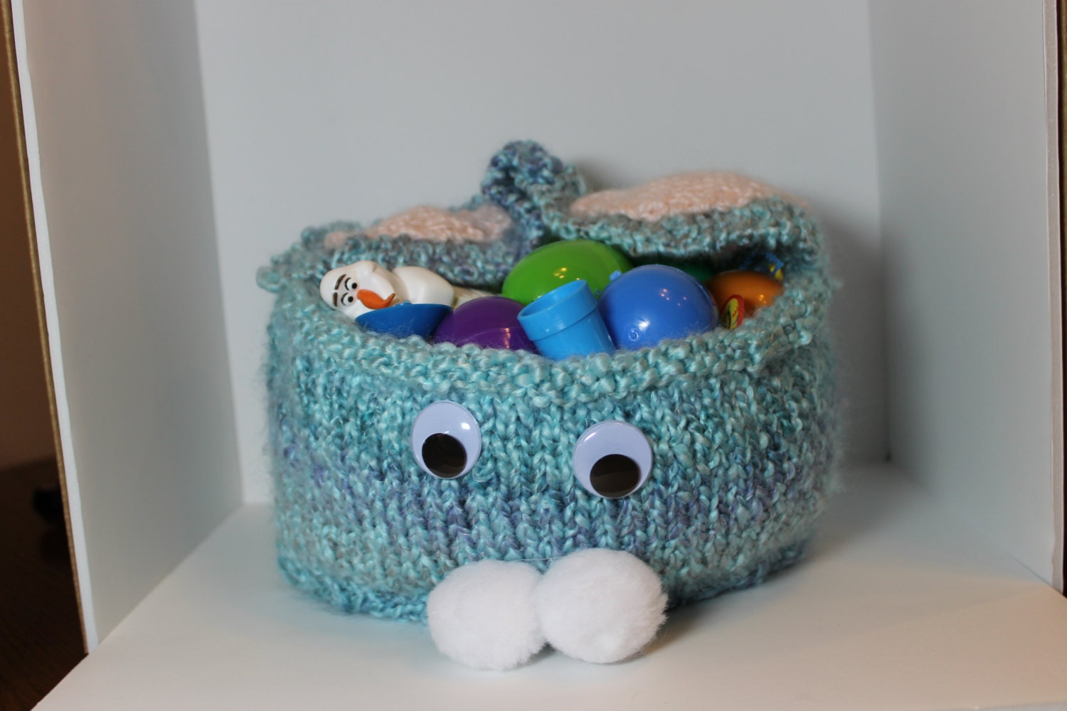 Easter Basket by AuntElaines on Etsy - photo#48