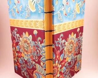 Ornamental Memo - Handbound journal