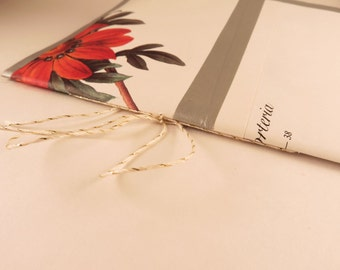 Art Pamphlet - Recycled Journal