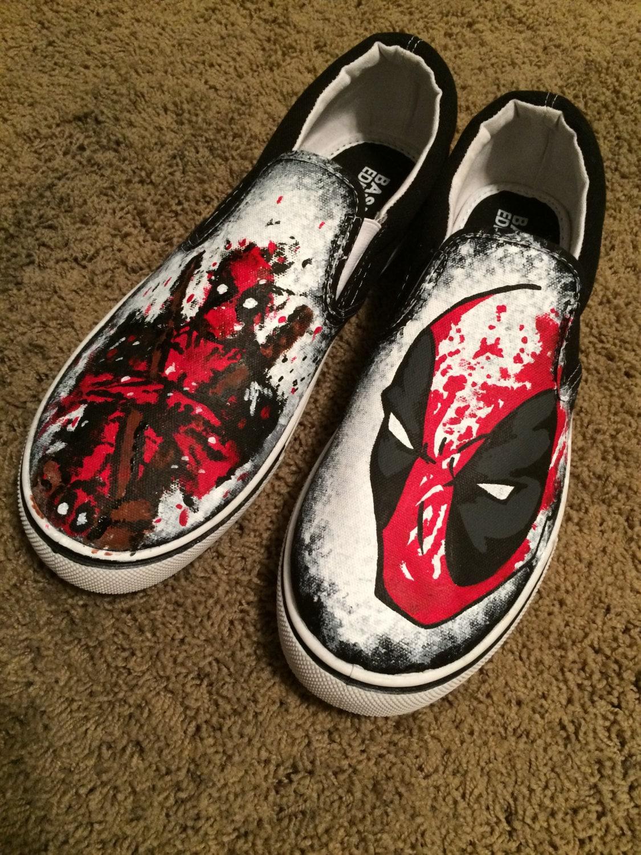 Best Custom Shoe Paint