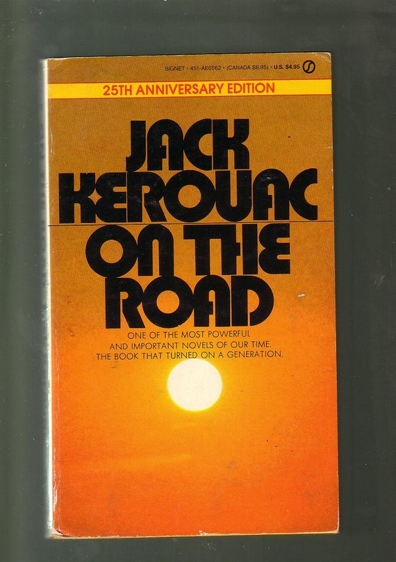 an analysis of on the road by jack kerouac On the road by jack kerouac - on the road by jack kerouac of the attitudes revealed and formed by the american people of the post-world war ii age, the most outstanding and significant one that stands out in on the road is that which is carefree and action orientated.