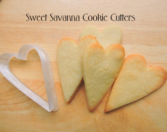 Heart Cookie Cutter - Primitive Heart