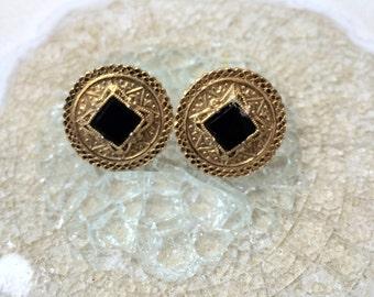 Amazing vintage boho earrings