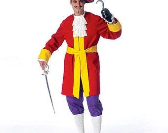 McCall's Pattern M7215 Men's/Children's/Boys' Costumes