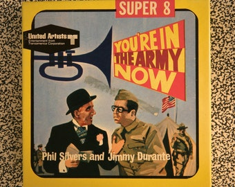 You're In The Army Now - SUPER 8 FILM