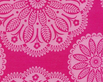 Gypsy Bandana Tonal Kaleidoscope Micahel Miller Cotton Fabric DC4703 Pink, By the Yard