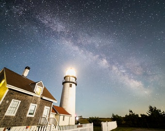 Cape Cod's Highland Light