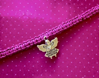 Angels Watching Over Me Charity Friendship Bracelet