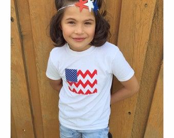 SALE!!! 4th of JulyTank! 4th of July Onesie/ bodysuit. Stars. USA Flag. American Flag. Independence Day. Red. White. Blue. USA. Patriotic.