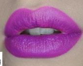 Sweet Pea DNA Lipstick- Intense Pop of Color Purple Lipstick