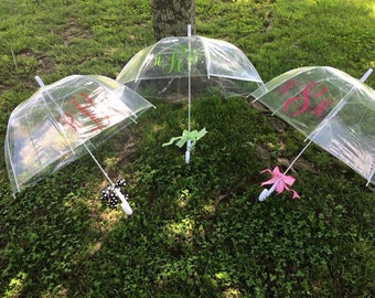 Personalized Dome Umbrella