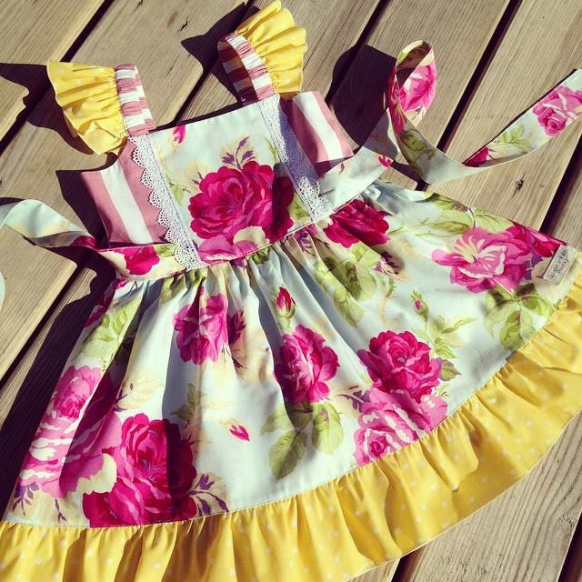 Ruffle Dress,toddler