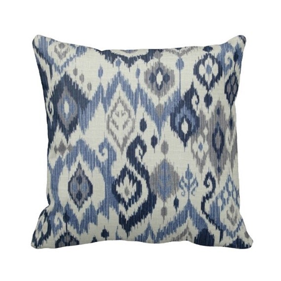 Zippered Gunnison Geyser Throw Pillow Cover by Primal Vogue