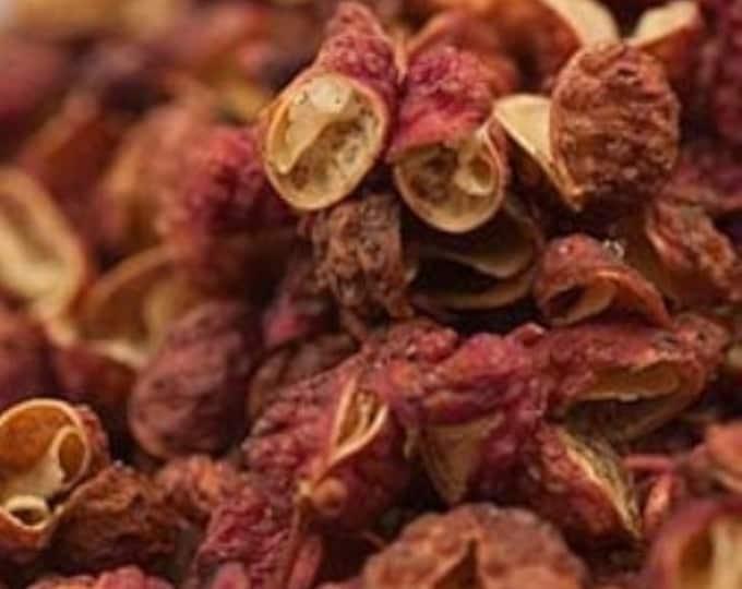 Szechuan Peppercorns (Whole, Crushed or Powder) - Certified Organic