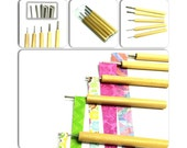 Paper Bead Roller Set of 5 to Roll Paper Beads - Handmade