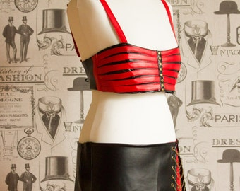 """The """"Cherry Darling"""" Costume Individually Hand Made to Order"""