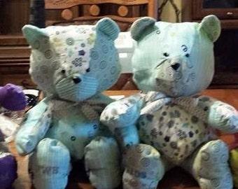 Patchwork Bears