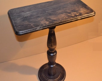 Rustic Handmade Wooden Table / Wooden Coffee Table / Wooden stand