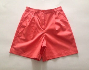 1990s Pleated Liz Claiborne  Shorts