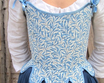 Sale! 18th Century stays/corset, was 185 euros, now 165!