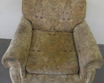 Multiyork Floral Fabric Armchair Sofa