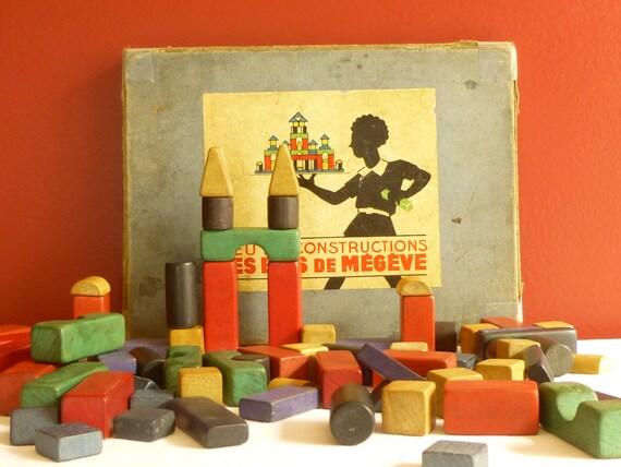 fr listing  jeu de construction ancien pour enfant
