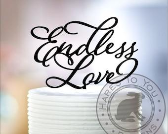 Endless Love Wedding Cake Topper 12-217