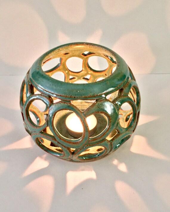 Oval Luminary
