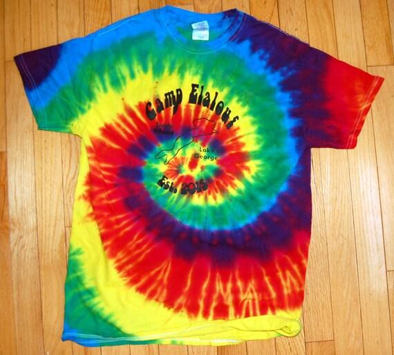10 custom screen printed tie dye t shirts great by for Custom t shirts tie dye