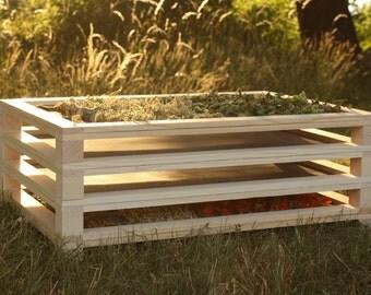 Pinewood Herb Dryer Rack System, Drying racks for herbs and fruits, Herb dryer, Drying Herbs, 6 Racks