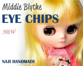 Middie Blythe eye chips brilliant shinning - [NAJI810 HANDMADE]