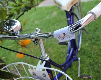 Bicycle Love Notes - I Like Your Bike Compliments for Cyclists