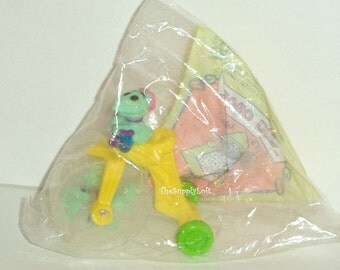 Sale Vintage Sealed 1992 Tiny Toon Adventures GoGo DoDo Toy Figure McDonald's Happy Meal Toy - Warner Brothers - Collectible Gift