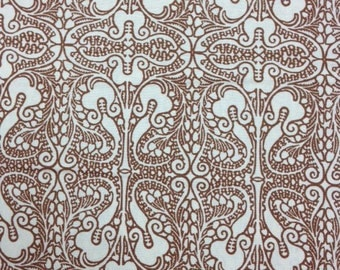 Lace Elements in Cafe Au Lait - Art Gallery Fabrics - 1 yard