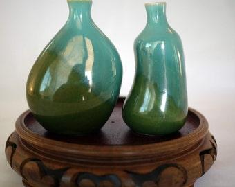 Nesting Ceramic Bud Vases