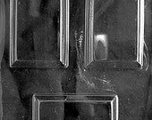 Rectangular Soap Bar Soap Mold (M192)  With Soap Molding Instructions