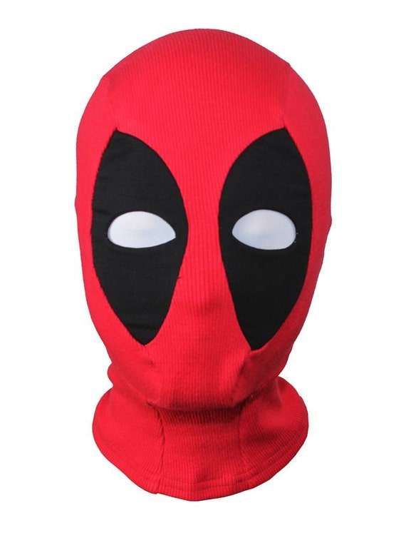 Deadpool Face Mask - Bing images