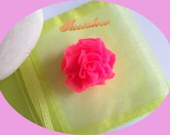 Carnation Pink Pearl cold porcelain (creator)