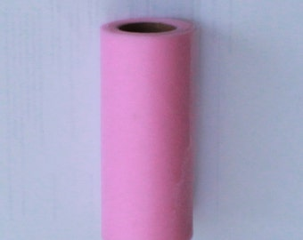Pink Tulle roll - 25 yd - Pink tulle spool 25 yd - 6 x 25 yard tulle spool - tulle for tutus - Pink tulle roll