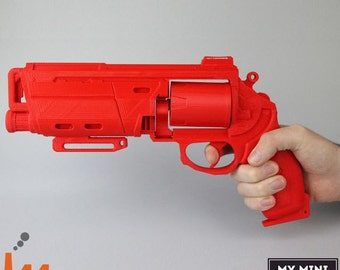 3d printed duke mk 44 hand cannon from destiny