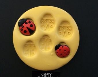 LadyBug Silicone Mold