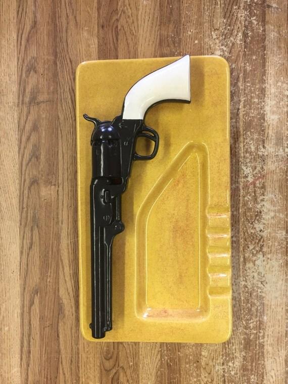 Vintage Handgun 12
