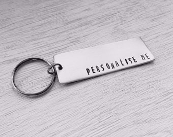 personalised keyring - personalised key ring - personalised keychain - custom keychain - custom keyring - keyring personalised -