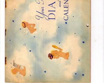 OFF008  Heinz 1946-1947 Baby Calendar