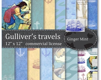 gulliver travels essay prompts Gulliver's travels questions and answers the question and answer section for gulliver's travels is a great resource to ask questions.