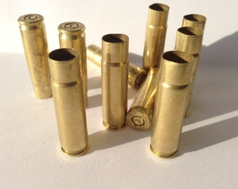 Once Fired Brass - 300 AAC BLACKOUT Primed, Rifle Bullet Brass Casings, crafting, reloading