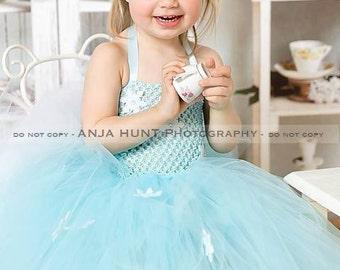 Elsa/Snow Queen Dress