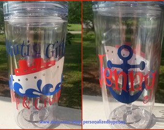 Insulated Wine Glass Etsy